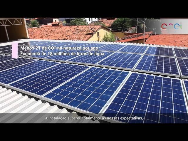 Thumb Energia Solar no Colégio José de Alencar