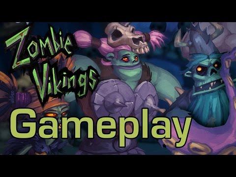Видео № 1 из игры Zombie Vikings - Ragnarok Edition [PS4]