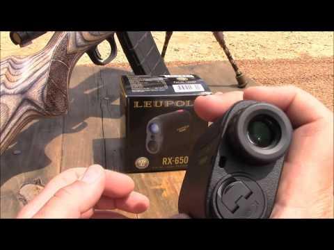 Leupold RX 650 Laser Rangefinder