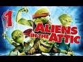 Aliens In The Attic Walkthrough Part 1 ps2 Wii Pc Movie