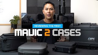 First DJI Mavic 2 Cases to hit the market - GPC, PGYTECH and Lykus
