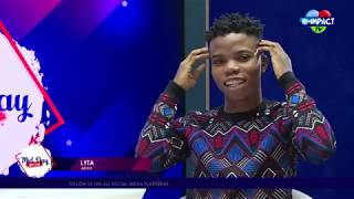 LYTA'S REACTION TO DAVIDO FEATURING IN THE REMIX OF HIS LATEST SONG ''MONALISA''