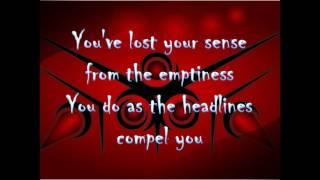 Disturbed - Open Your Eyes W/ Lyrics