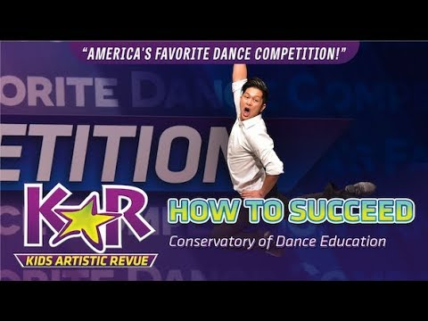 """How To Succeed"" from Conservatory of Dance Education"