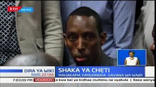 Mohammed Abdi atapoteza kiti cha gavana cha Wajir baada ya koti kufutilia mbali ushindi