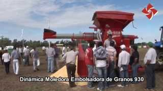 preview picture of video 'GEA en las 5º Jornadas de Forrajes Conservados en INTA Manfredi'