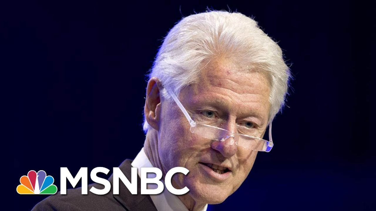 Mika: Here's Why Bill Clinton Needs To Apologize For Being A Harasser | Morning Joe | MSNBC thumbnail