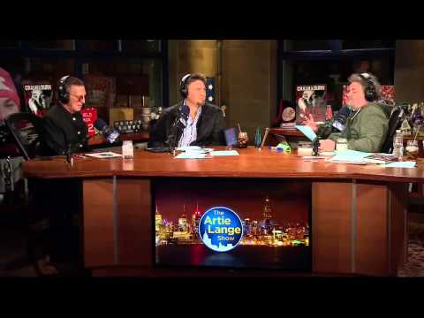 The Artie Lange Show - Henry Bushkin (in-studio) Part 1