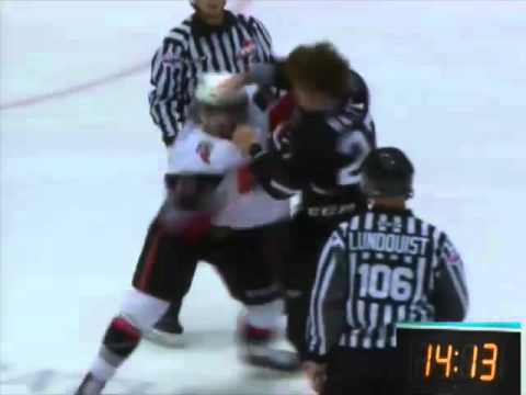 Taden Rattie vs Josh Thrower
