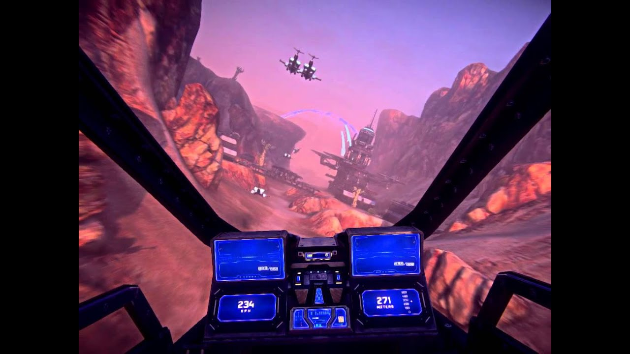 This Planetside 2 Air Assault Video Will Get You Excited About The Future Of MMO Shooters