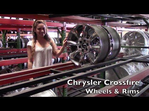 Factory Original Chrysler Crossfire Wheels & Chrysler Crossfire Rims – OriginalWheels.com