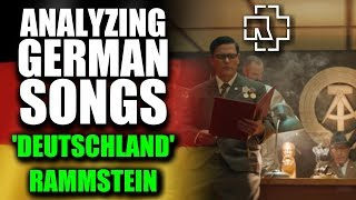 RAMMSTEIN   DEUTSCHLAND 🔥 English Lyrics Translation   Meaning & History Explained By A German