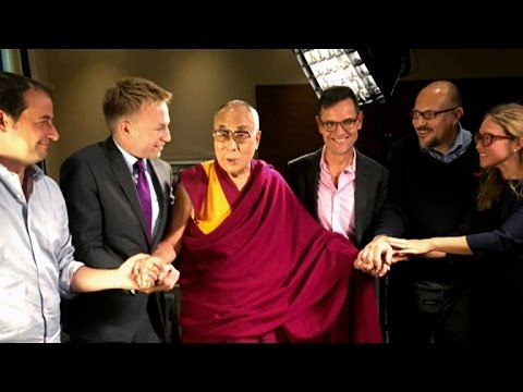 "The Dalai Lama: ""The Book of Joy"""