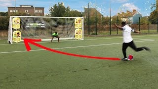 *MUST WATCH* BEST PENALTY FOOTBALL CHALLENGE EVER SEEN!!
