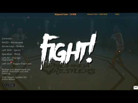 Highlights Drunken Wrestlers 2 Угарный бокс. Разорвал на части. Бой без головы
