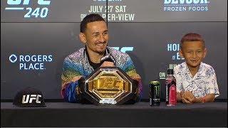Max Holloway's Best Lines | UFC Featherweight Champion