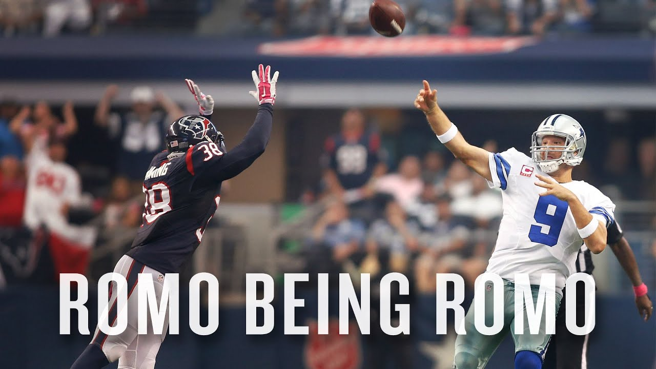 The good and bad of Tony Romo - Cowboys defeat Texans for 4th Straight Win thumbnail