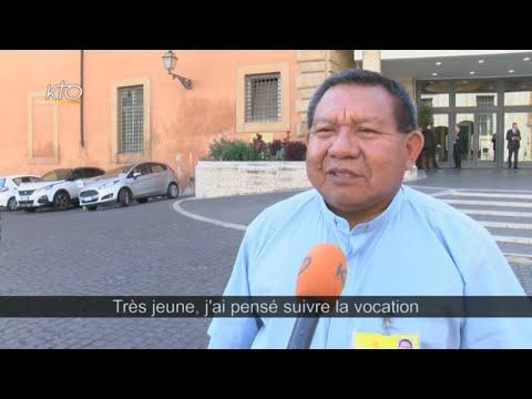 Prêtre et amazonien : le témoignage du père Justino