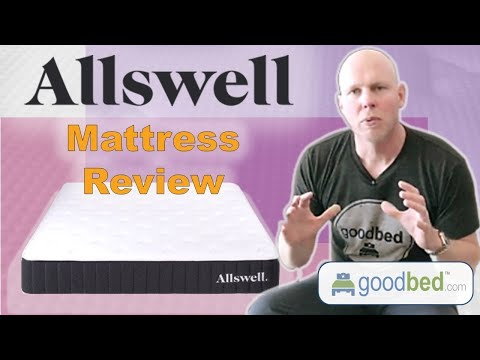 Allswell and Allswell Luxe Hybrid Mattress Review (VIDEO)
