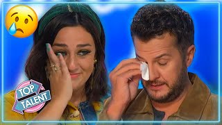 TOP EMOTIONAL And INSPIRING Auditions On American Idol 2020! | Top Talent