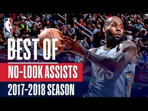 Best No-Look Assists of the 2017-2018 NBA Regular Season