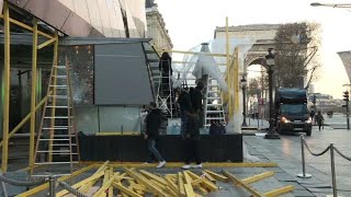 """""""Gilets jaunes"""": opération de nettoyage du Drugstore Publicis"""