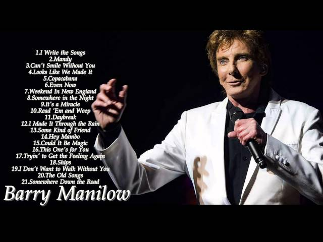Barry-manilow-greatest-hits