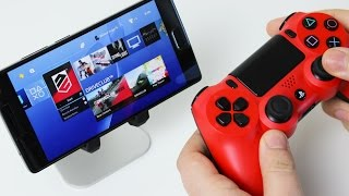 Play your PlayStation 4 on Android! (STILL WORKING IN 2018)