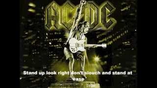 Damned - AC/DC (Paroles)