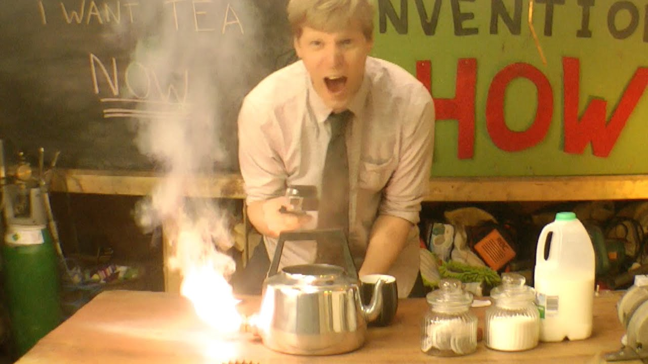 How Much Faster Can You Boil A Kettle With Thermite?