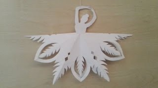 Snowflake-Ballerina