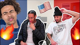 AMERICANS FIRST REACTION TO FRENCH RAP HIP HOP * Gambi   Popopop (Clip Officiel) *