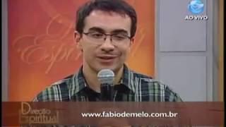 A Sabedoria Das Esperas   Pe. Fábio De Melo   Programa Direção Espiritual 16112011