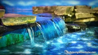 Running Water Soft Relaxation Sounds | White Noise for Sleep, Studying, Focus | 10 Hours