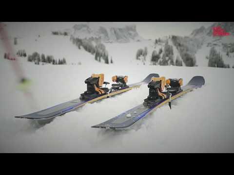 Narty Salomon XDR 84 2019 test i recenzja nart All Mountain - Ski Review - skiracecenter.pl