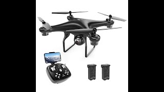 Hobby Ola UAV Drone RC Quadcopter SP600 RTF WiFi FPV Camera 720P
