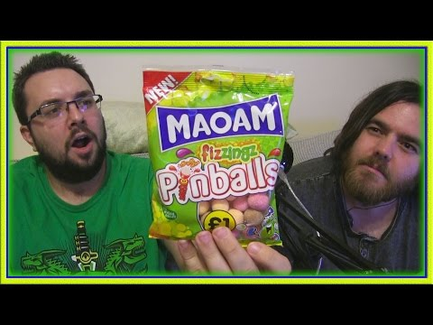 Maoam Fizzingz Pinballs Review