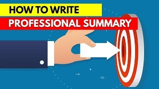How To Write A Resume Professional Summary (Includes Examples)