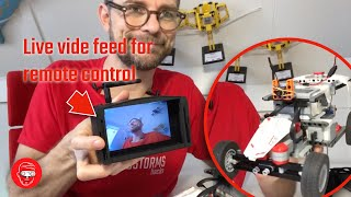 How to build FPV race cars with LEGO MINDSTORMS