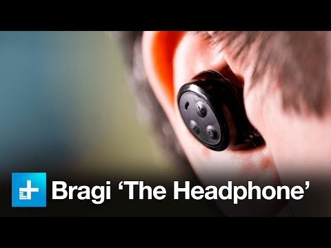 Bragi 'The Headphone' Wireless Earbuds – Hands On Review