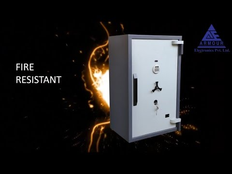 Heavy Duty Fire Resistant Safe