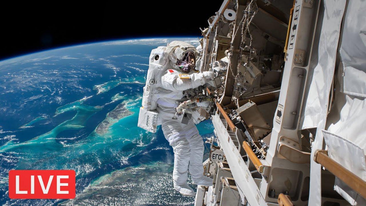 【国際宇宙ステーション】宇宙からの景色を見てみよう!鮮明な映像が美しい Earth Viewing cameras