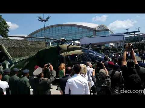 Airbus isporučio prvi helikopter H145M Vojsci Srbije - Zavod Moma Stanojlović postaje centar za održavanje helikoptera Gazela (VIDEO)