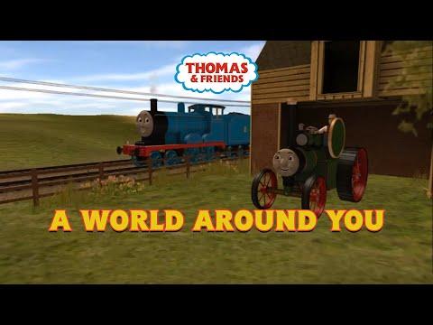 Download Thomas Trainz Music Video Winter Wonderland Video 3GP Mp4
