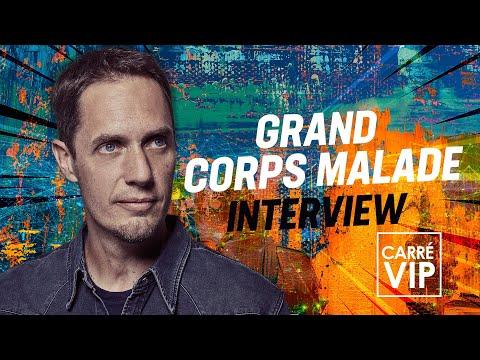 Carré VIP avec Grand Corps Malade