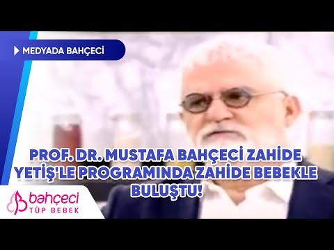 Show TV – Prof. Dr. Mustafa Bahçeci Zahide Yetiş'le Programında Zahide Bebekle Buluştu
