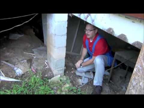 Atlanta Home Inspectors: Terrible Foundation