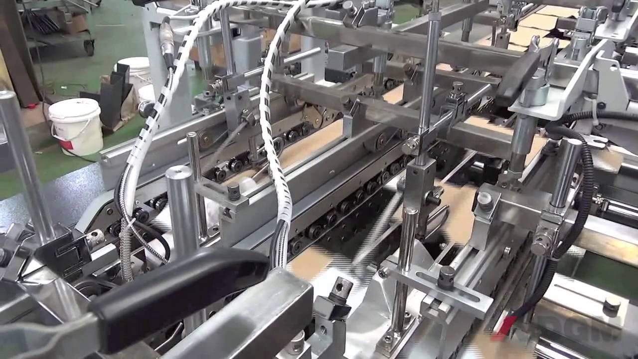 DGM Smartfold 1100 CLKB corrugated+laminated