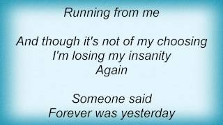 Dio - Losing My Insanity Lyrics
