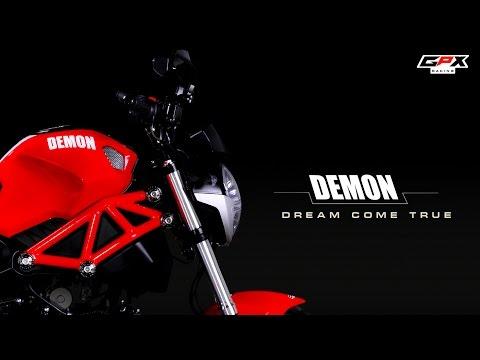 GPX - DEMON